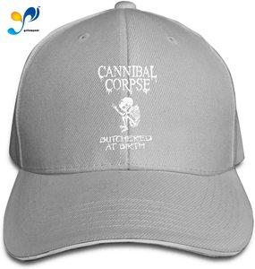 Cannibal Corpse Unisex Baseball Cap Fashion Classic Adjustable Sandwich Hat Outdoor Sports