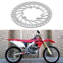 240mm Motorcycle Brake Disc Retro Rotor Disc For HONDA CR 125 CRF 250 CRF 450 E R X 2002- 2008 Front Rear Brake Disc