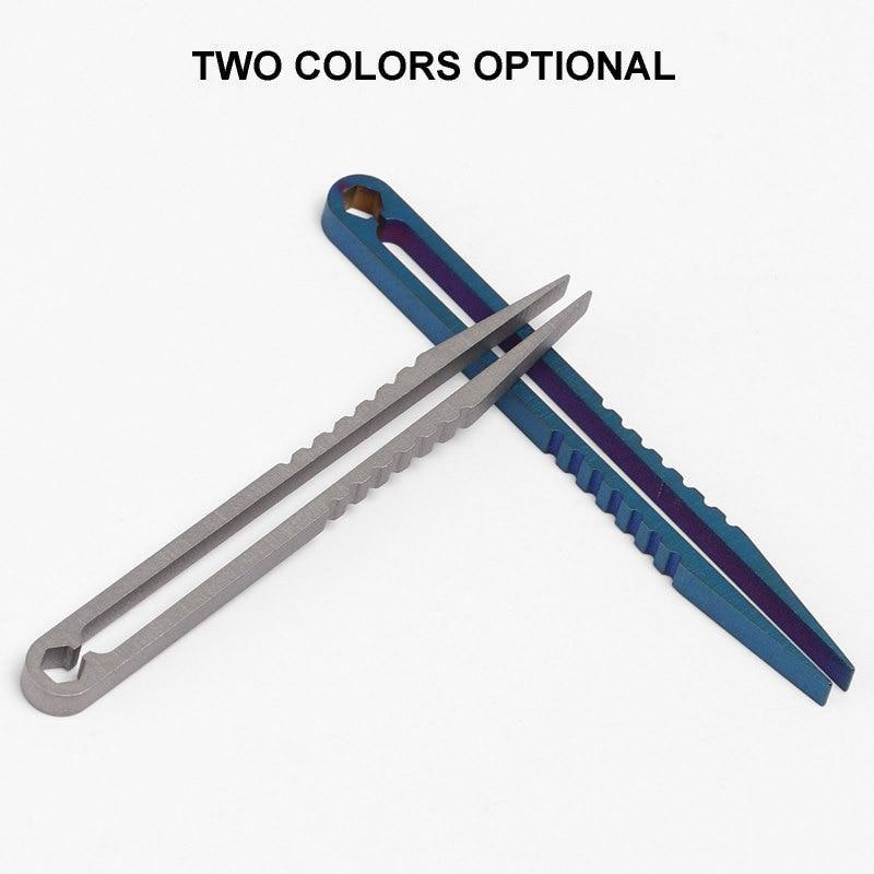 mini-pinzette-professionali-di-precisione-gadget-in-titanio-gear-pick-up-pocket-multi-tools-bloccaggio-campo-di-riparazione-clip-da-viaggio-all'aperto