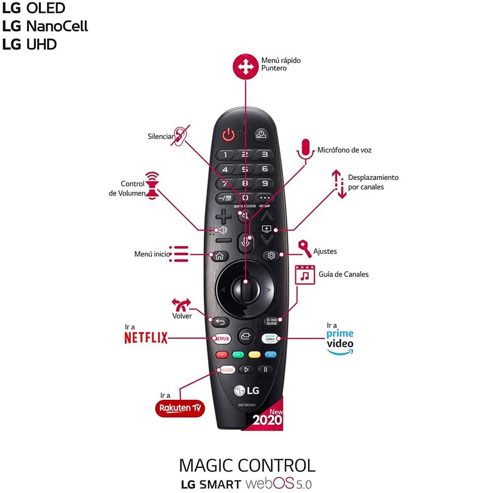 جديد وأصلي MR20GA لـ LG 2020 تلفاز ذكي صوت سحري تحكم عن بعد AKB75855502 AKB75855501 لـ AI ThinQ OLED UN8 UN7 UN6 serie