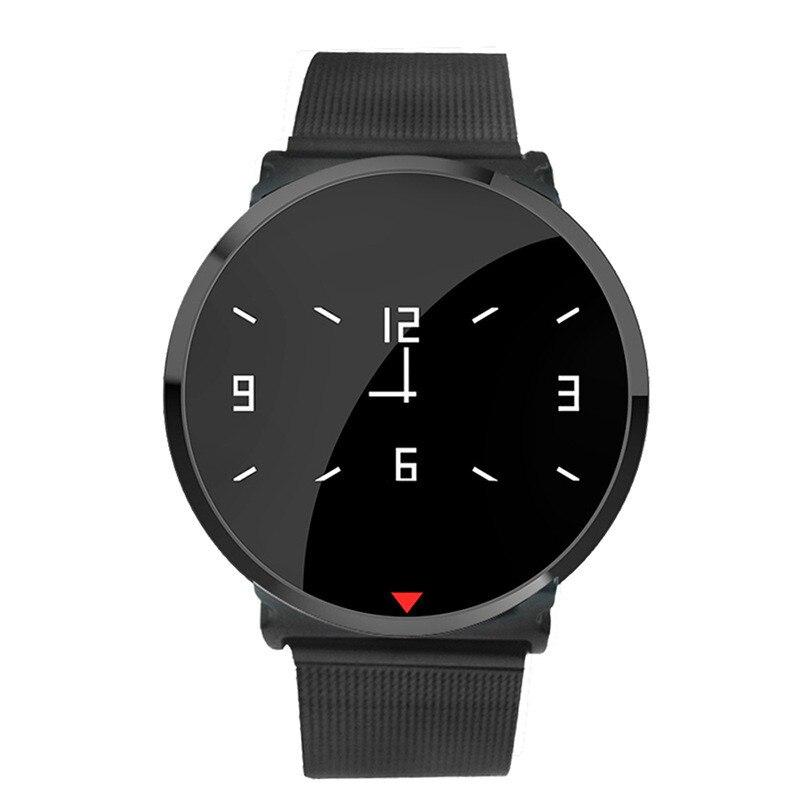E28 relógio inteligente 0.96 polegada tela colorida bluetooth freqüência cardíaca pressão arterial à prova dnet água esportes saúde net com pulseira para ios