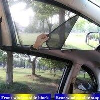 car window sunshade automobile magnetic sunshade protector cover for bmw e30 e39 e46 e60 e90 f10 f18 f20 f25 f30 x1 x3 x4 x5 x6