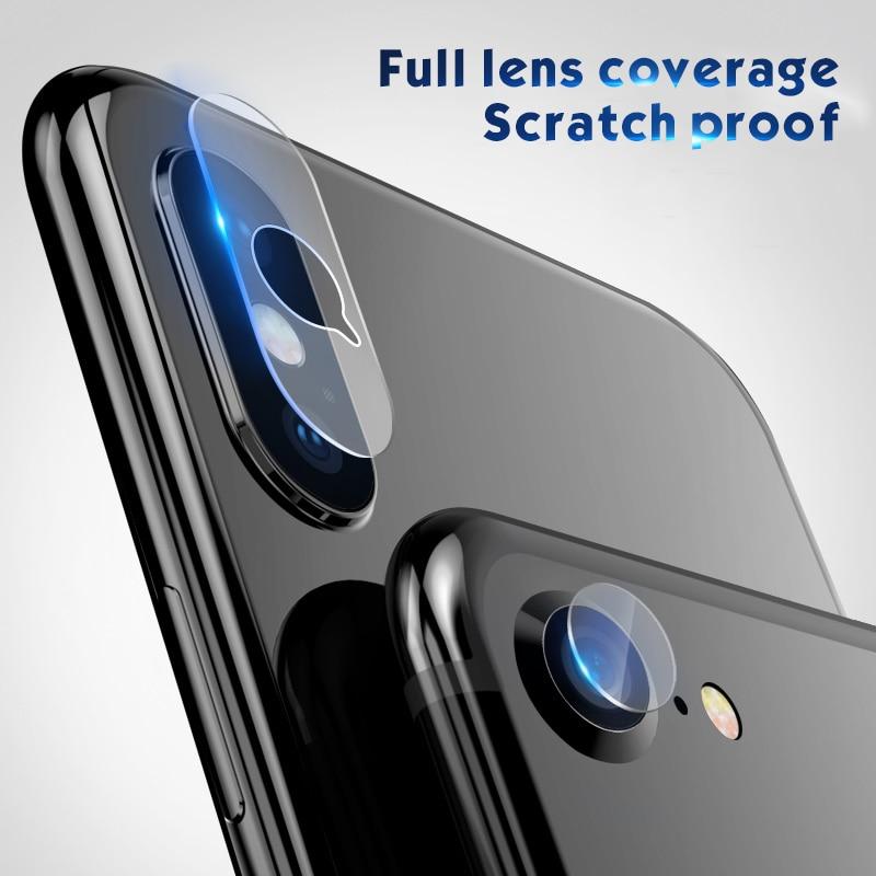 ¡2 uds! Cristal Templado para lente de teléfono, Protector de lente de...