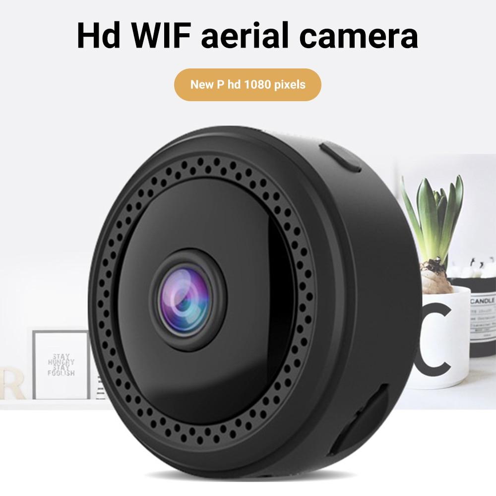 Minicámara IP inalámbrica HD De 1080P para seguridad del hogar, videocámara inteligente...