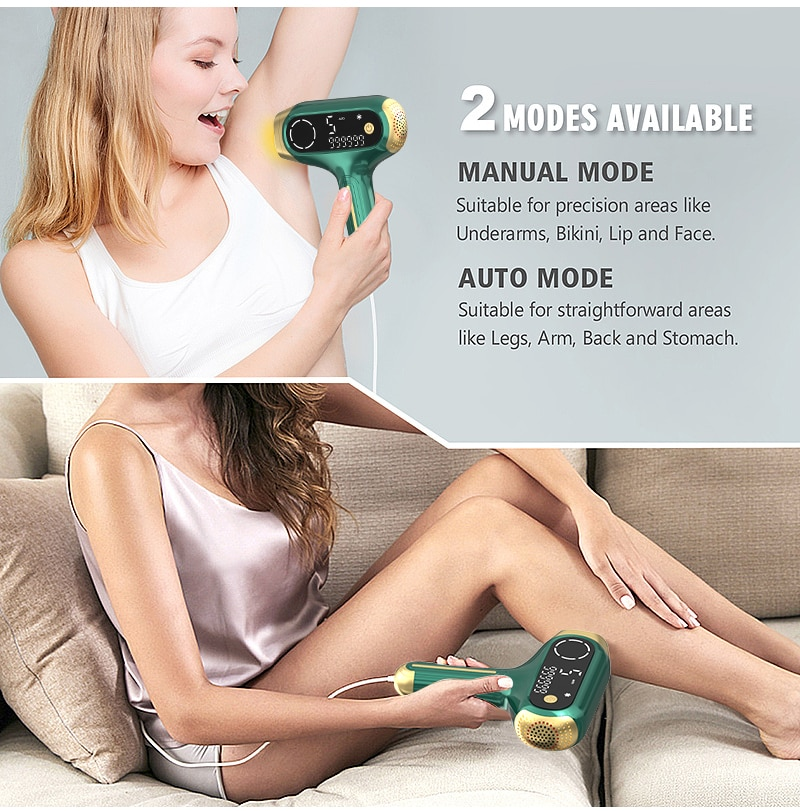 2021 Beauty Ipl Laser Spare Parts   Hair Removal Reviews Black Portable   Machine enlarge