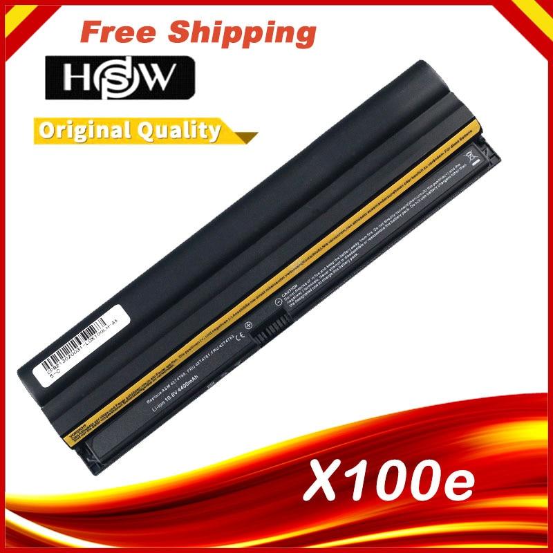 "Laptop battery For Lenovo ThinkPad X100e 100e X120e Edge 11"" NVY4LFR NVZ24FR NVZ3BGE 0A36278 42T4889 42T4891 42T4893"