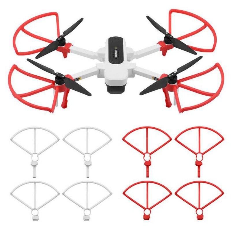 Hubsan quadricóptero, lançamento rápido, hélice blade, adereços, proteção, capa de proteção para hubsan zino h117 s rc, quadricóptero