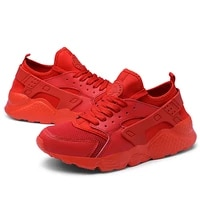 large size 35 47 men shoes non slip sports shoes men casual shoes women mesh flat bottom wear resistant running couple shoes