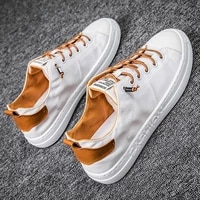 mens casual sports shoes neutral shoes casual shoes yellow shoes large size mens shoes shoes 39 44