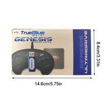2020 nouveau 813 jeux vrai bleu G1 Mini-Ultradrive Pack Console pour Genesis/MegaDrive Mini