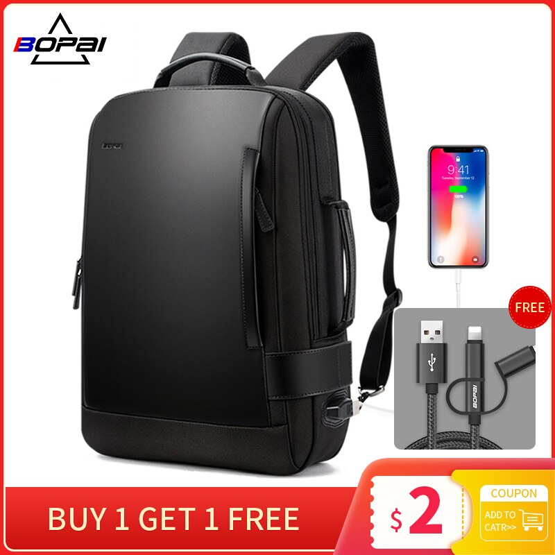 Quente anti roubo computador mochila 15.6 à prova dwaterproof água mochilas escolares couro masculino moda mochila de viagem carga usb