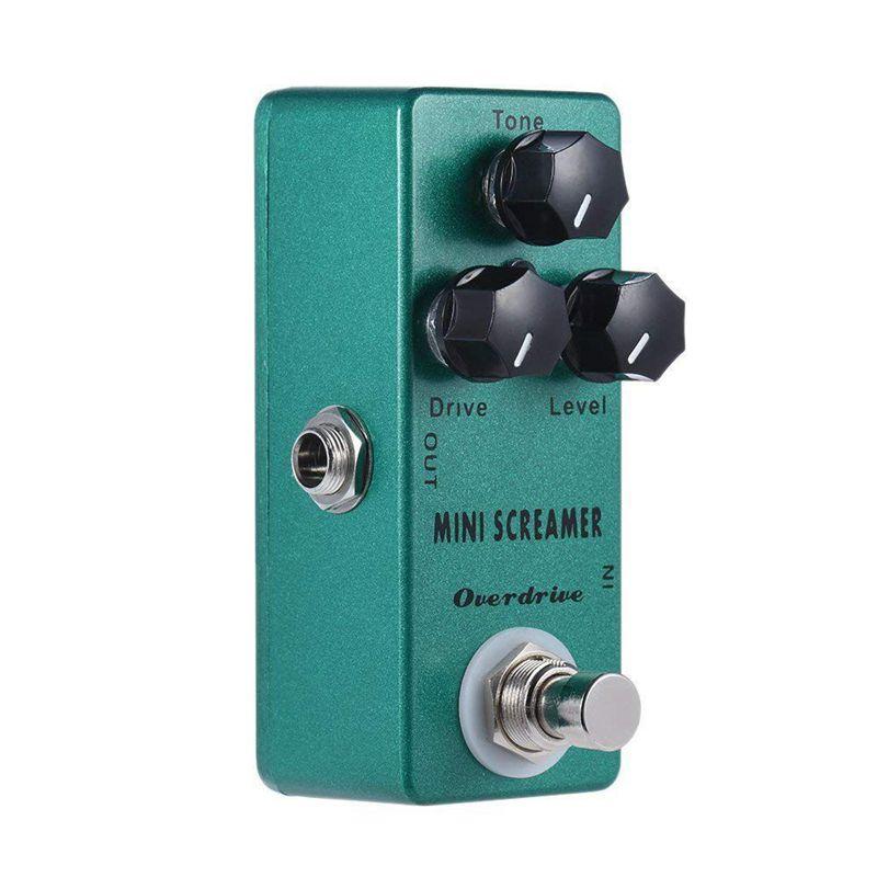 Mosky Mini Screamer Overdrive (TS9 Overdrive) Mini Gitarre Effekt Pedal