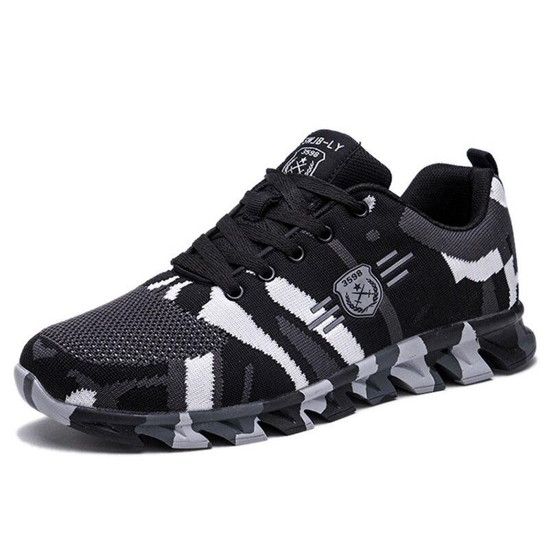 Zapatillas De Deporte De punto Para Hombre y Mujer De Zapatos Transpirables...