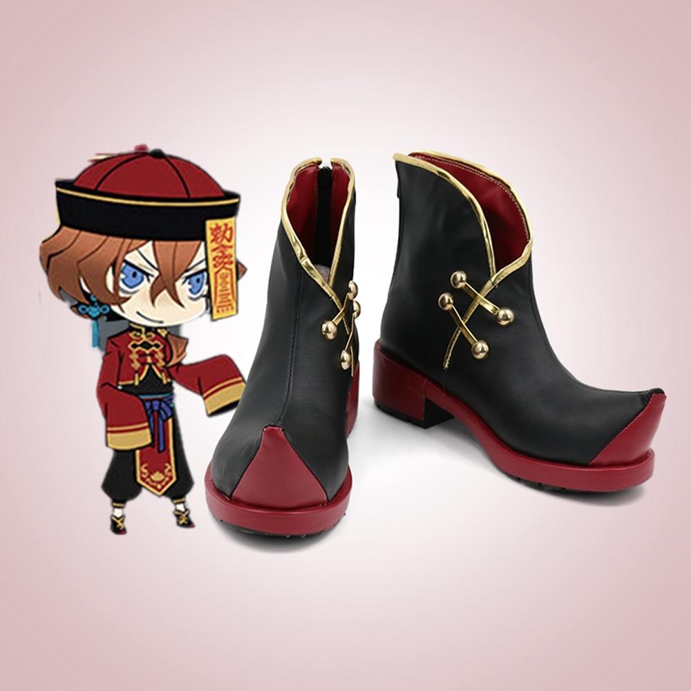 أزياء للجنسين أنيمي كوس مينا تسوكودا تسوكيشيرو ميينا ازياء احذية أحذية الهالوين لحفلات الكريسماس مصنوعة حسب الطلب