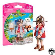 Playmobil Playmo-Friends 9337 Park Ranger 2018