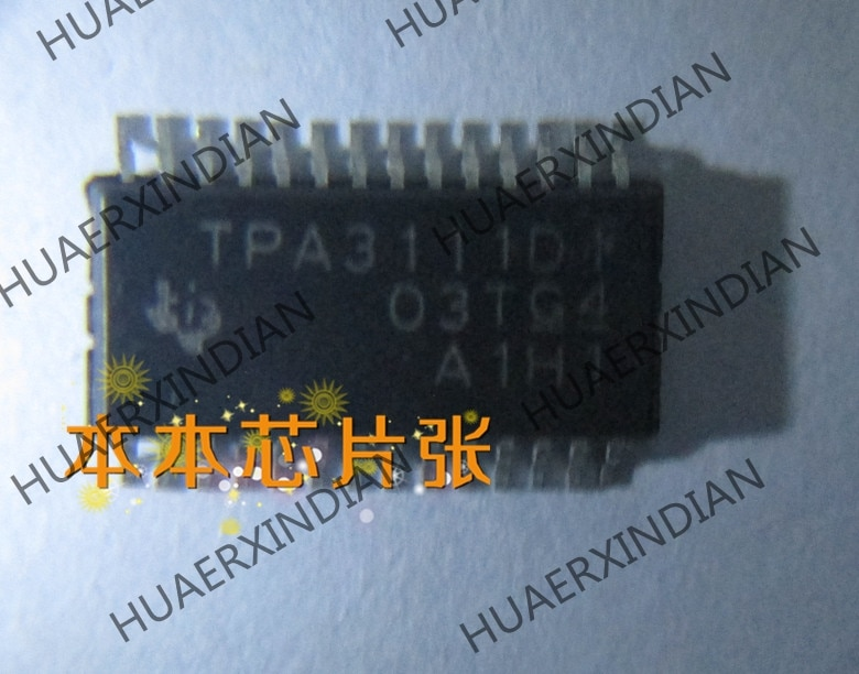 Nieuwe TPA3111D1PWPR TPA3111D1 TSSOP28 4 Hoge Kwaliteit