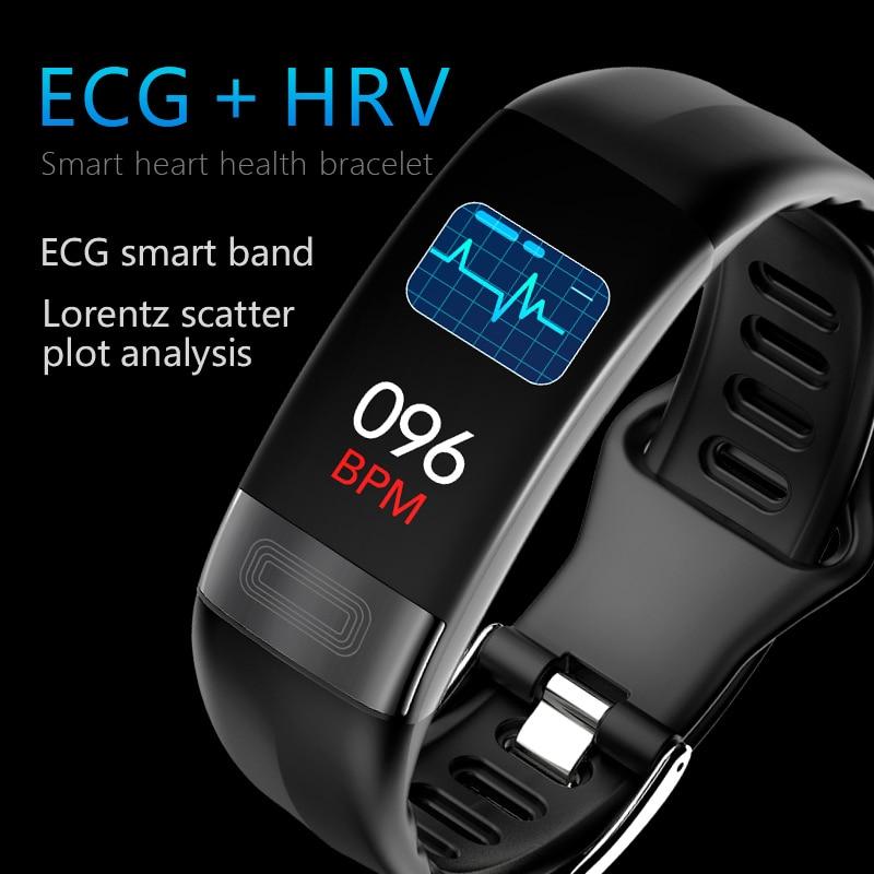 Ip67 Monito Men Blood Pressure Heart Rate Smartwatch Women Smartwatch Measurement Smart Watch Electronic Smart Watch Waterproof