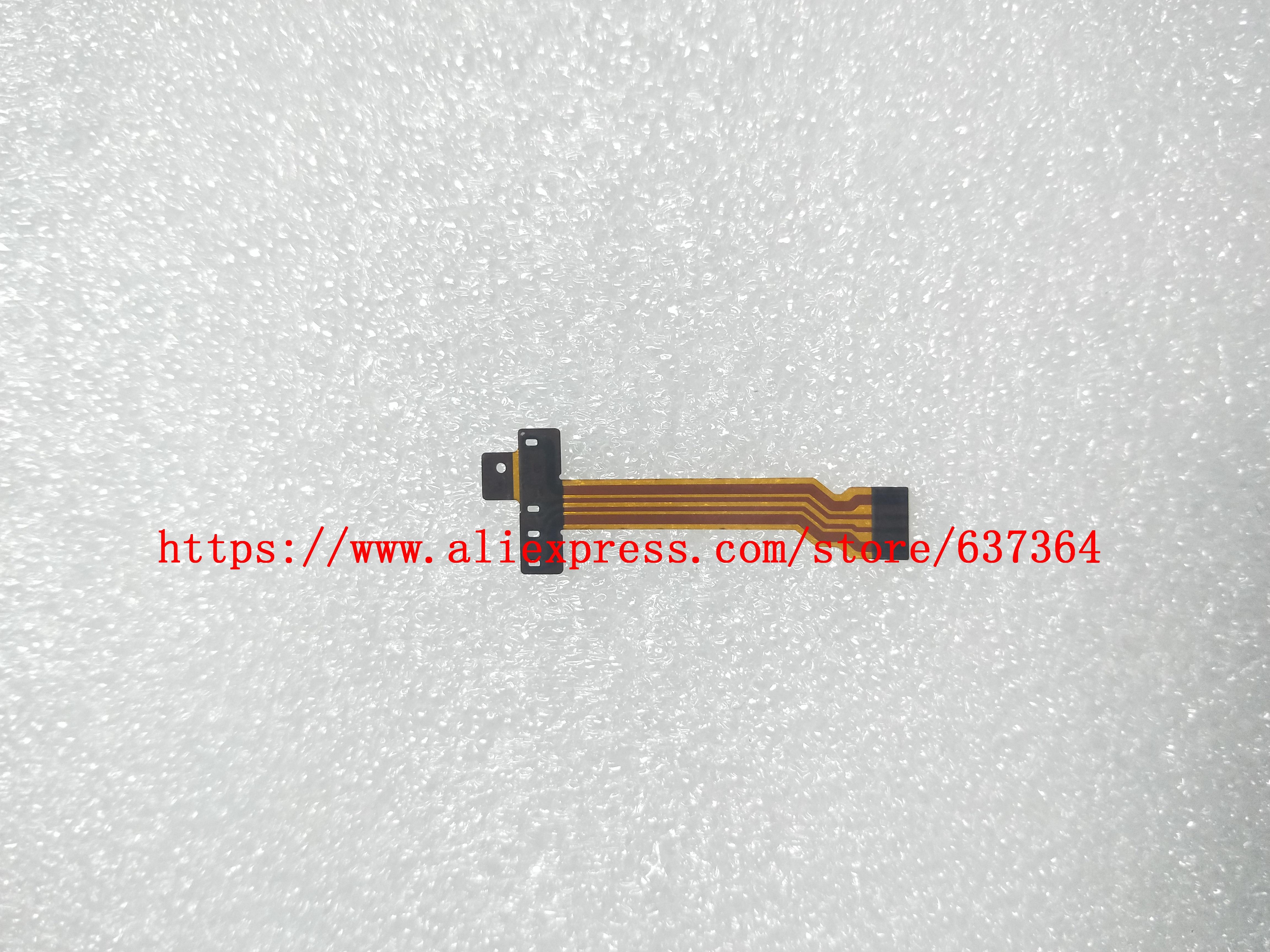 Новый гибкий кабель для вспышки SONY DSC-RX100 / RX100 II M2 RX100II запасная часть цифровой камеры