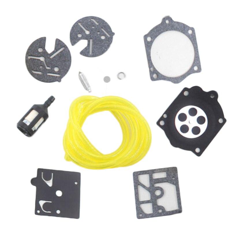 Carburateur reconstruire Kits de réparation pour Poulan Pro 3400 3700 3800/4000 filtre à carburant