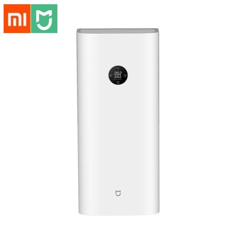 جديد Xiaomi MIJIA الكهربائية لتنقية الهواء ذكي الفورمالديهايد بالضباب الغبار مزيل آلة الهواء تنظيف جهاز MJXFJ-150-A1