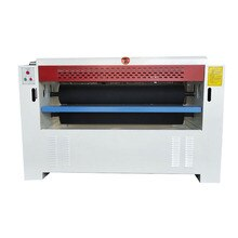 Woodworking Machinery Glue Coating Machine Sheet Processing Machine Semiautomatic Double Single Side Gluing Machine Factory