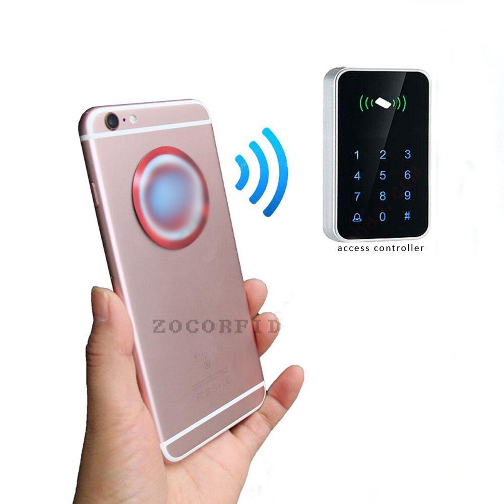 Pegatina 3 M 13,56 Mhz S50 IC UID grabable Anti interferencia de Metal etiquetas de dibujos animados pegatinas tarjeta de proximidad etiqueta para RFID NFC Copiadora