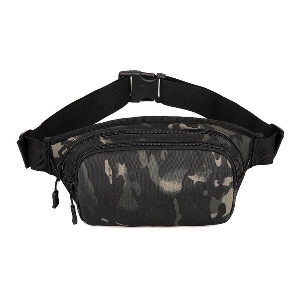 Поясная сумка Fanny Pack, военная Водонепроницаемая сумочка на бедро, для активного отдыха, охоты, кемпинга, треккинга, альпинизма
