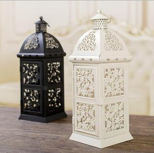 Candlestick wedding lantern lantern candle holder ornaments home decor gift wedding candle holder