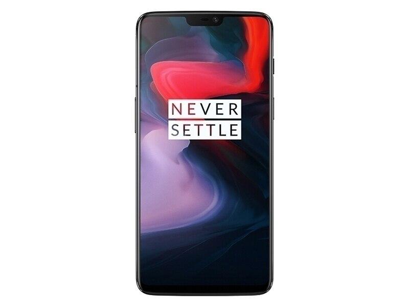 Фото5 - Смартфон Oneplus 6 A6000, 4G LTE, мобильный телефон, экран 6,28 дюйма, 8 Гб ОЗУ 128 Гб ПЗУ, Snapdragon 845, Android 8,1, двойная камера 20 МП, NFC, Android