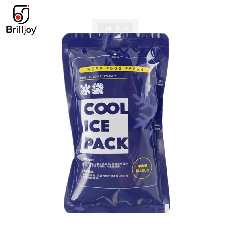 ice pack 10pieces insulated in customized reusable dry cold ice pack gel cooler bag for lunch box food cans wine medical 10Pcs Reusable upgrade Ice Bag Lunch Box Food Cans PE Cooler Ice Bag Multifunctional Water Injection Ice Bag Medical Ice Packs