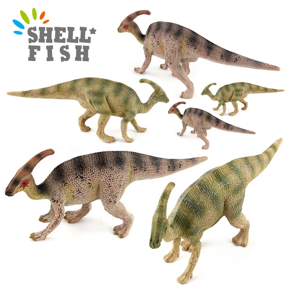 jurassic dinosaur model simulation brachiosaurus pvc plastic toy model educational toy hand painted toys for children gift Dinosaur Model  Soft PVC Hand Painted Animal Collection Toys for Children Boy Gifts Big Size Jurassic Simulation Dinosaur Toys