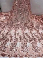 best quality african tulle embroidered lace fabric african net lace fabric with beads jrb 8 1308 for wedding dress