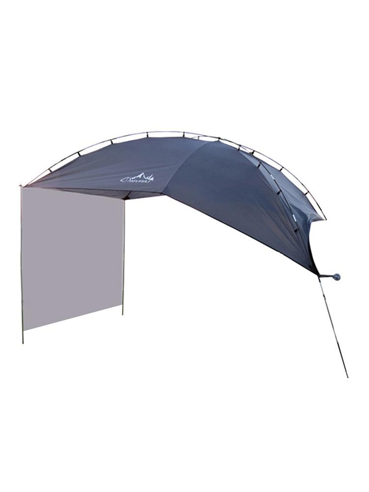 في الهواء الطلق SUV المظلة السيارات الشمس المأوى خيمة تخييم على السطح يندبروف خيمة للتخييم التنزه بقاء ملحق