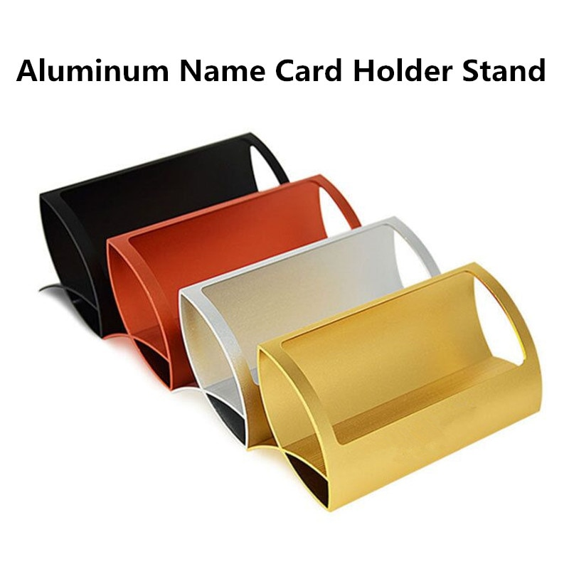 Качественный Металлический Держатель для визиток, органайзер для визиток, подставка для офиса, настольный пластиковый держатель для карт