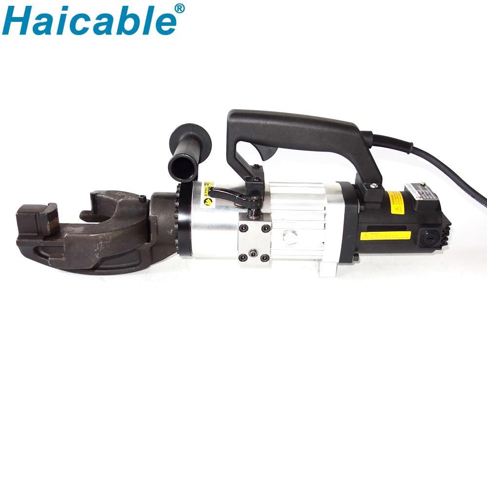 Haicable المحمولة حديد التسليح أدوات ماكس Φ25mm الكهربائية حديد التسليح بندر NRB-25