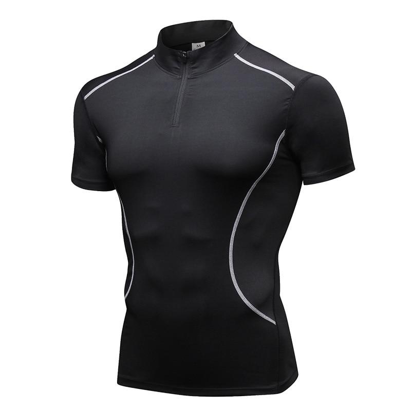 Nueva camiseta de Golf JL de manga corta transpirable, ropa de Golf a elección, camisa deportiva con cuello levantado para hombre, Manga corta 2020