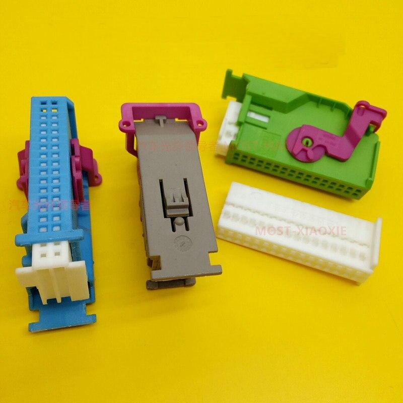 Enchufe de arnés de cables modificado aplicable para conectores de automóviles Nivel de enchufe de instrumento 32P 1J0 972 977 D 1j097297d