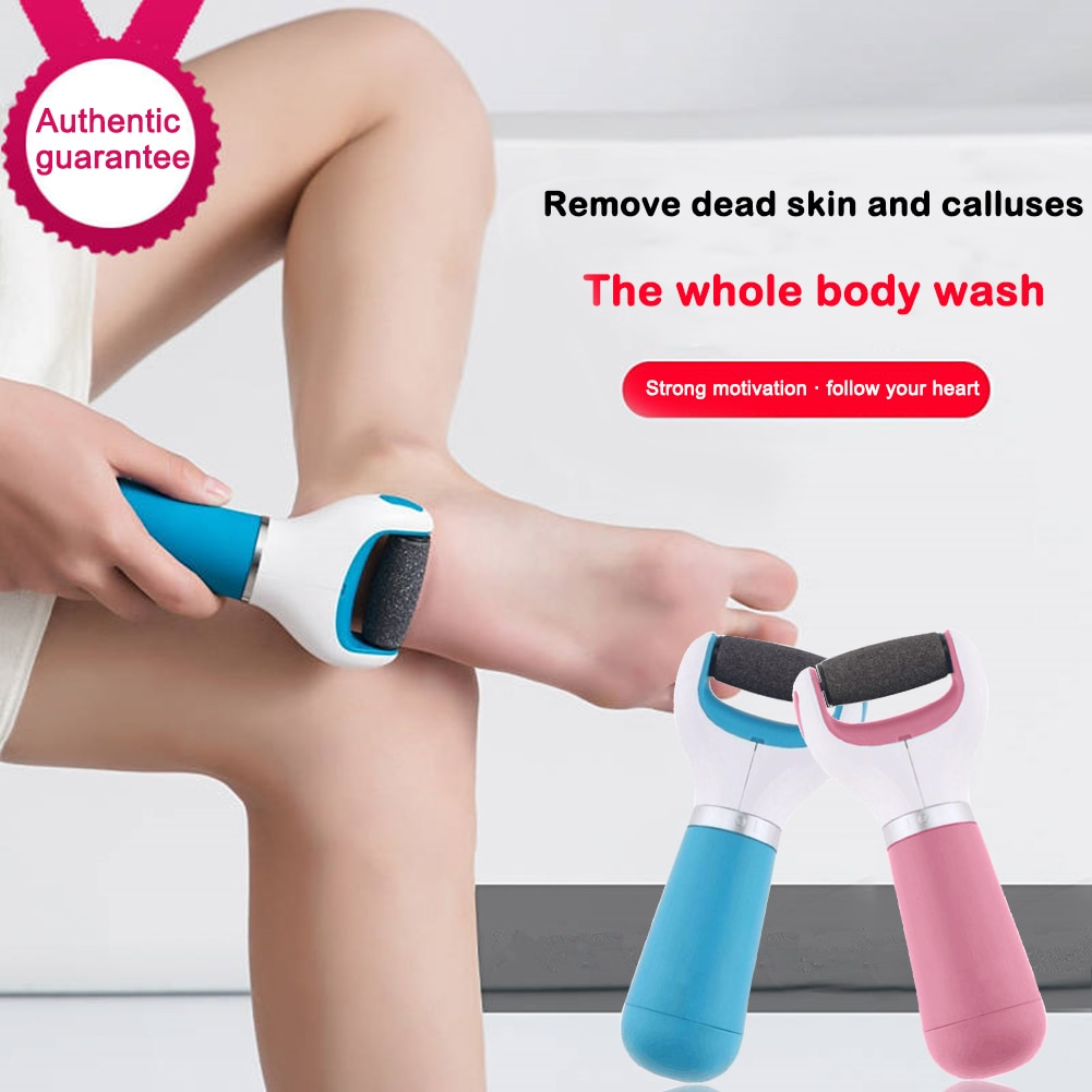 Electric Foot Grinder Head Pedicure Exfoliating Dead Skin Callus Remover Skin Heels Grinding Pedicure Foot Grinder Pedicure