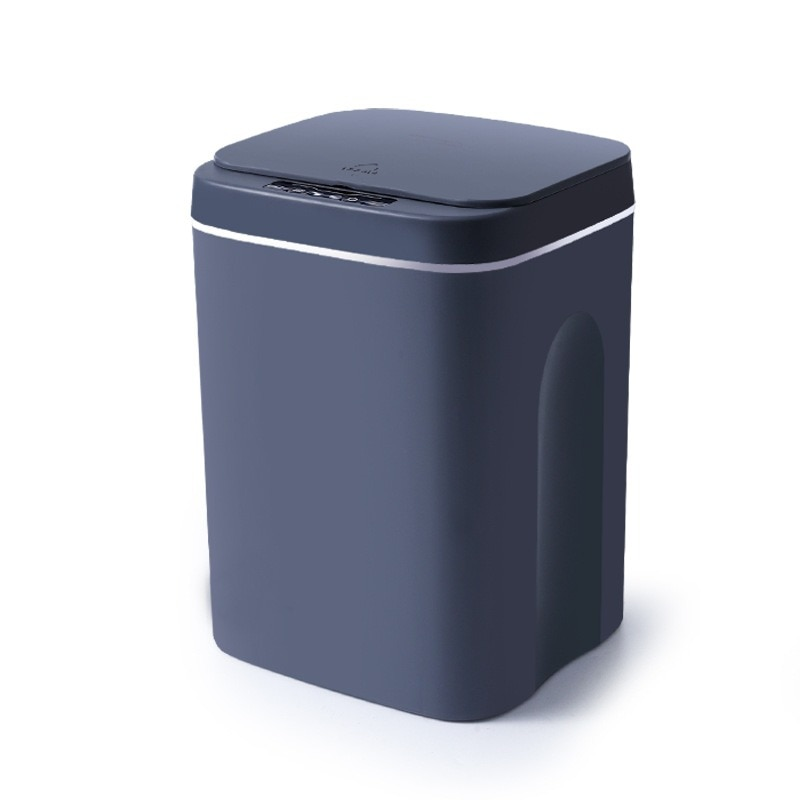16L Intelligent Trash Can Automatic Sensor Dustbin  USB Chargeable Smart Trash Can Smart Trash Can Automatic Sensor Dustbin enlarge