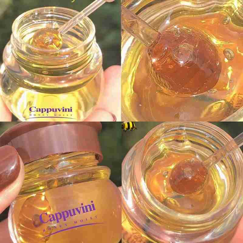Moisturizing Lip Gloss Propolis Lip Balm Nourishing Anti-Wrinkle Lip Care Anti-Cracking Unisex Lip Oil Honey Lip Makeup Lip Care