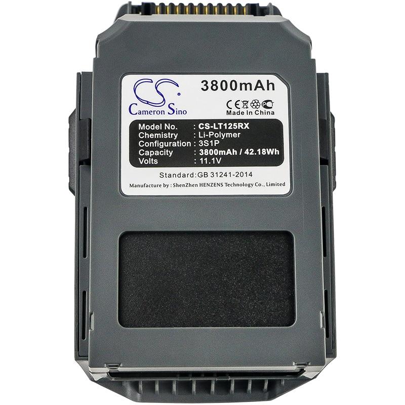 Cameron Sino 3800mAh batería para DJI Mavic Pro,GP785075-38300DB