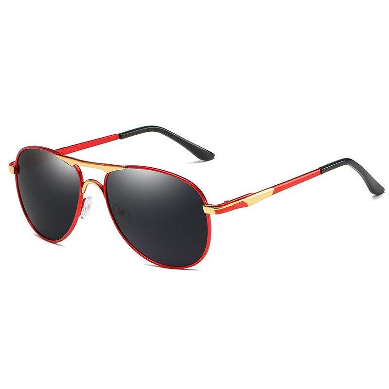 Gafas De Sol clásicas polarizadas para hombre y mujer, gafas De Sol clásicas con recubrimiento para conducir, gafas para hombre y mujer, gafas De Sol UV400