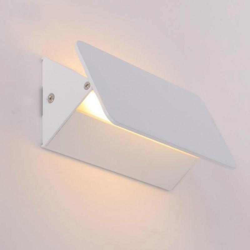 Moderna lámpara de pared Led ajustable, aplique de pared de aluminio para...