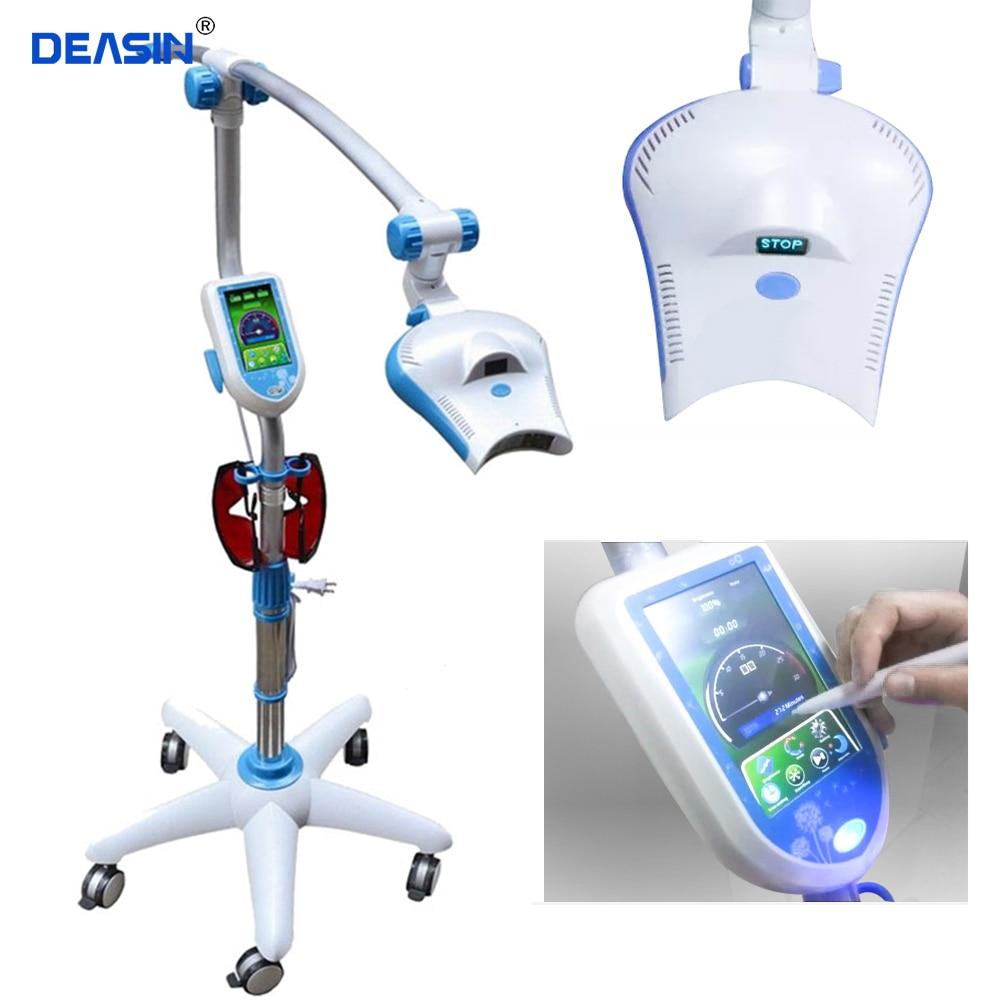 MD-885 ليزر الأسنان نظام تبييض الأسنان/ماكينة تبييض الأسنان/LED تبييض مسرع تبييض
