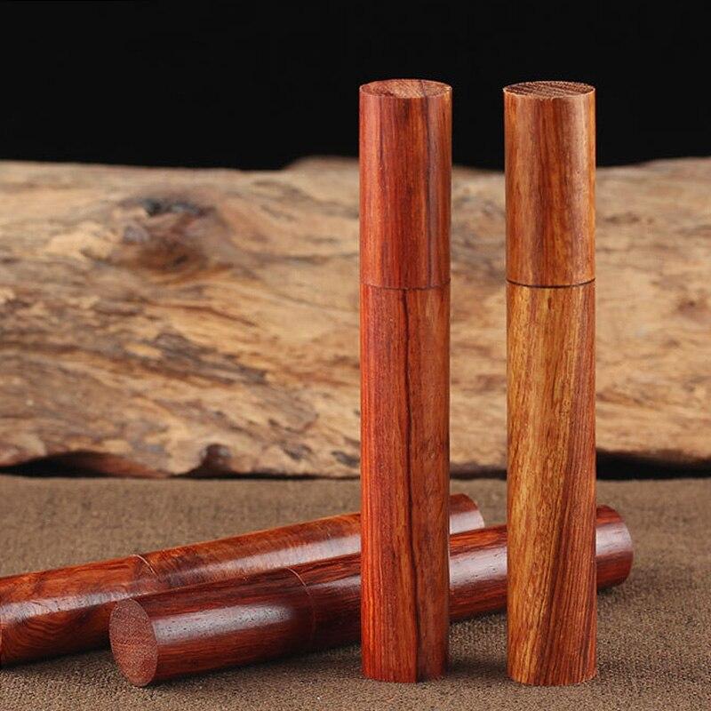 1X de madera caja de almacenamiento de Joss-INCIENSO palos titular almacenamiento Barre NewL  t
