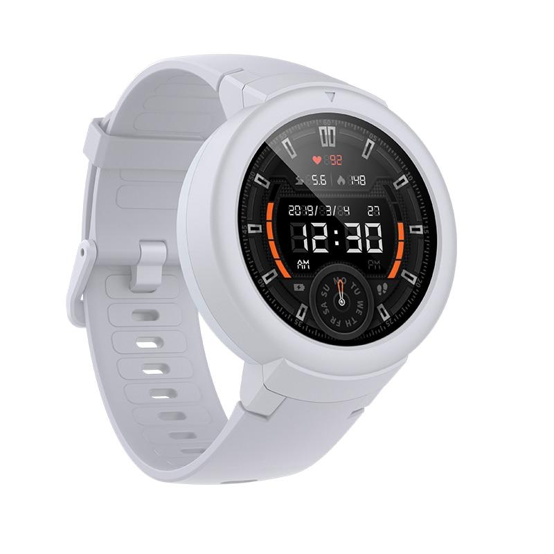 Amazfit-ساعة متصلة لنظامي Android و iOS ، سوار إلكتروني ، عداد الخطى ، GPS/GLONASS ، مع شاشة AMOLED ، لهاتف Android/iOS ، إصدار عالمي ، جديد