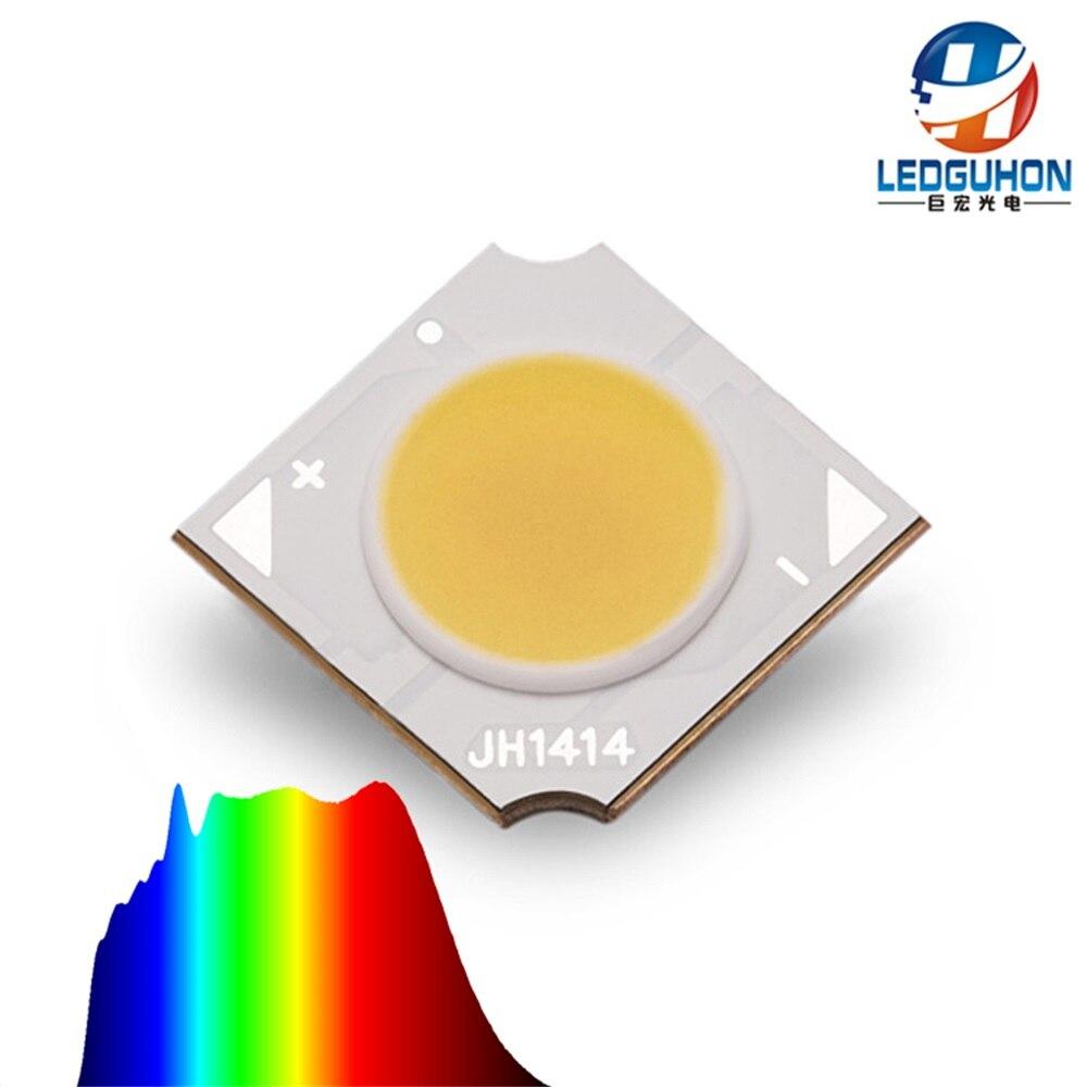 Nuevo tipo 1414 cob 10w luz solar de espectro completo led 5000k