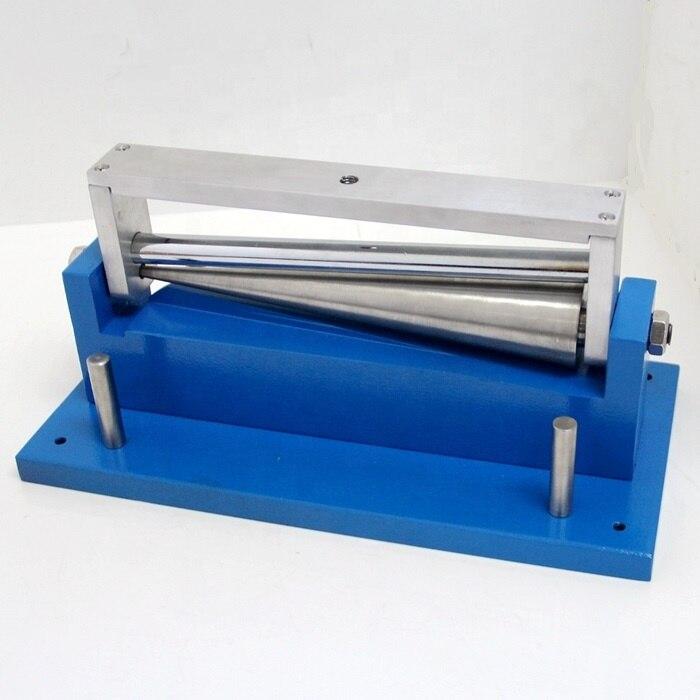 Comprobador de curvatura de mandril cónico de recubrimiento del probador de la película de pintura para la prueba de revestimiento de pinturas