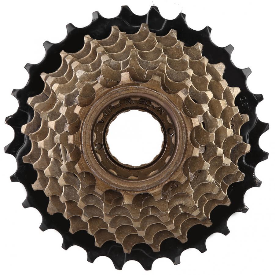 Rueda libre ultraligera para bicicleta, Piñón de Cassette de 8 velocidades, accesorio de reemplazo para bicicleta de montaña