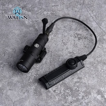 WADSN Surefire Flashlight Tactical Pressure Dual Function Remote Switch For M300 M600 M951 M952 Rifl